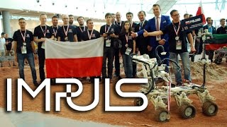 IMPULS Team - SECOND PLACE in European Rover Challenge - POLAND
