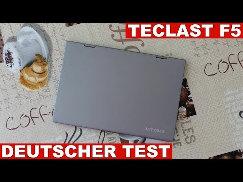 Testbericht: Teclast F5 - Fast perfektes Budget Convertible