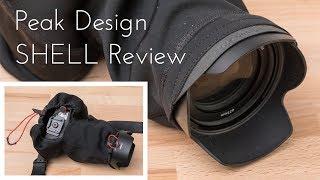 Peak Design Shell Camera Cover Review