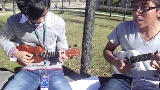 Lullaby and Sunday Morning (cover)