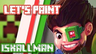 Let's Paint #012 - IskallMan - Iskall85 HermitCraft FanArt (#04 of 23 Hermits)