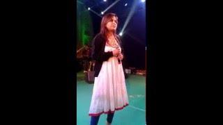 Folk song at Nandi Gram Program video form Kamalika Chakroborty