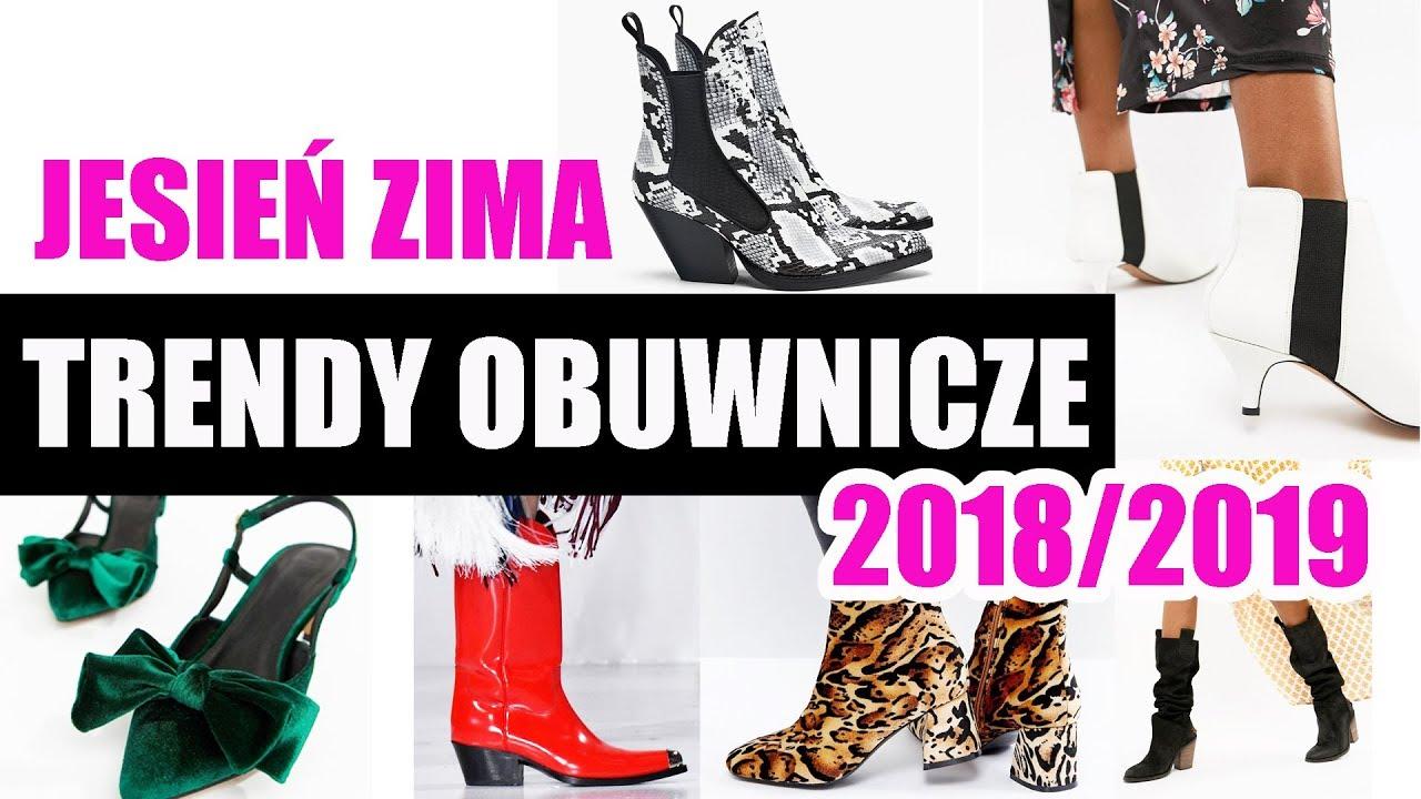5dd285735fdfa 👠 TRENDY OBUWNICZE JESIEŃ ZIMA 2018/19 ShoeLove - YouTube