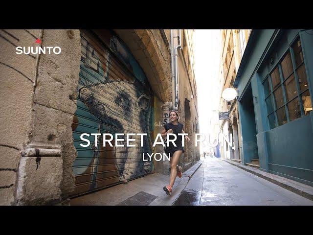 Suunto Street Art Run Lyon