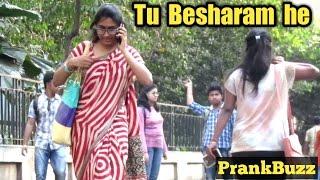 Besharam Prank - PrankBuzz