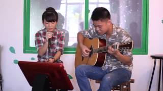 Ngây ngô hoàng yến ( guitar cover by An hana)