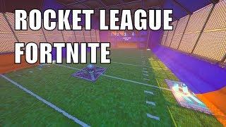 Rocket League | Fortnite Map CODE