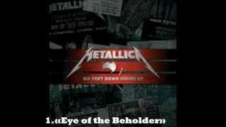 six feet down under-metallica completo