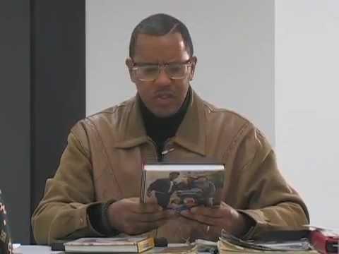 Bronx Museum Teen Council interviews Jamel Shabazz