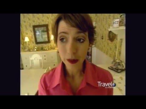 Samantha Brown Great Vacation Homes Mackinac Island MI