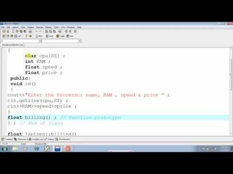 best c++ tutorial on youtube