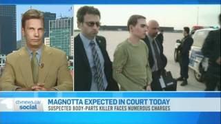 Andrew Barbacki comments on the Magnotta trial (2)