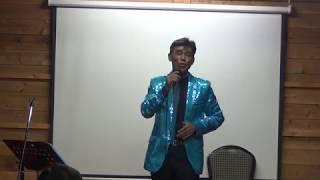 イベントにて歌わせて頂きました。