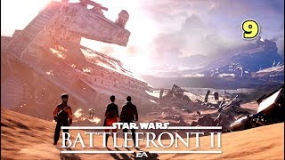 Star Wars: Lets Play Star Wars Battlefront 2 Einzelspieler Kampagne Teil 9 [Star Wars Basis zockt]