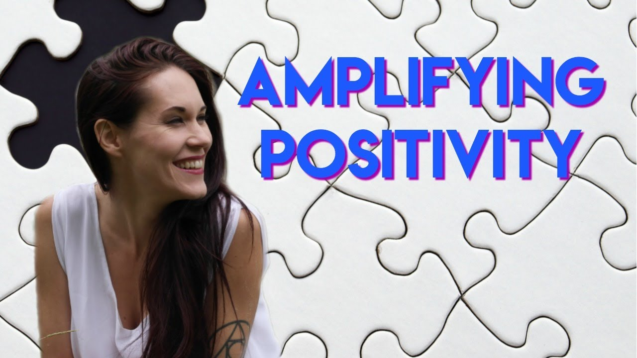 Amplifying Positivity with The Completion Process (How to Manifest More Positivity) - Teal Swan -