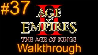 Age of Empires 2 Walkthrough - Part 37 - Genghis Khan Campaign - The Promise [3/3] thumbnail