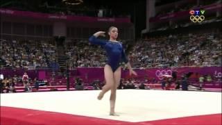 Aliya Mustafina 2012 Olympic Floor AA