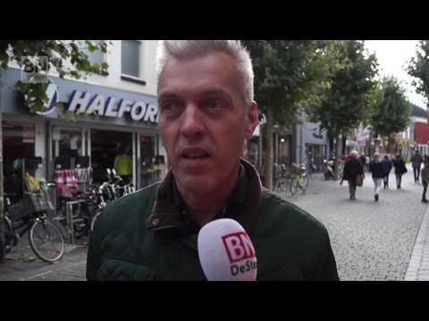 Wat vindt Bergen op Zoom van de binnenstad?