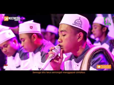 """ Terbaru "" Menggapai CintaNya+ LYRIC Voc. Hafidzul Ahkam - Syubbanul Muslimin."