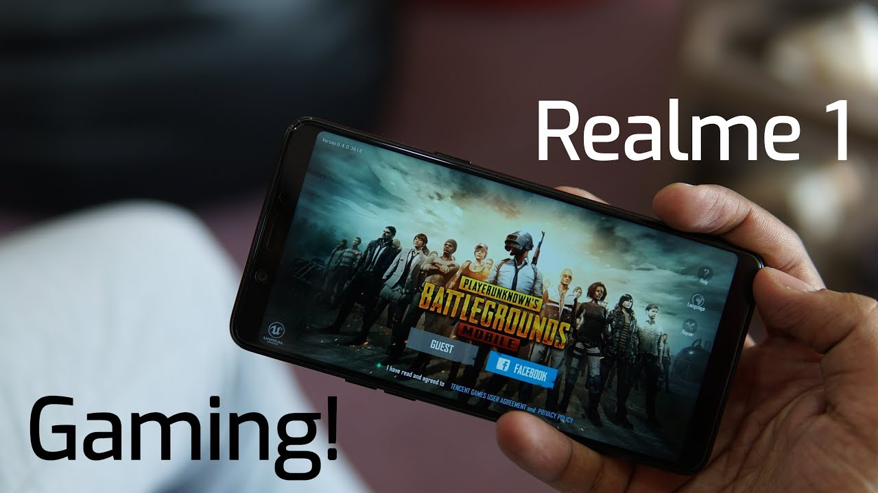 Can I play PUBG in high graphics on Realme A1? | 91mobiles com