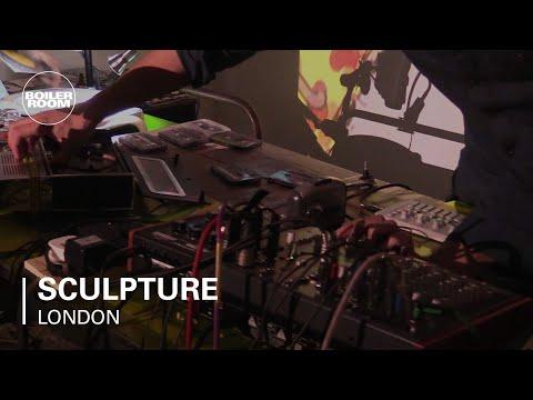 Sculpture Boiler Room London Live A/V Set