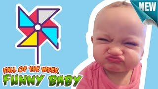 Baby Making Funny Actions - funny baby moments compilation