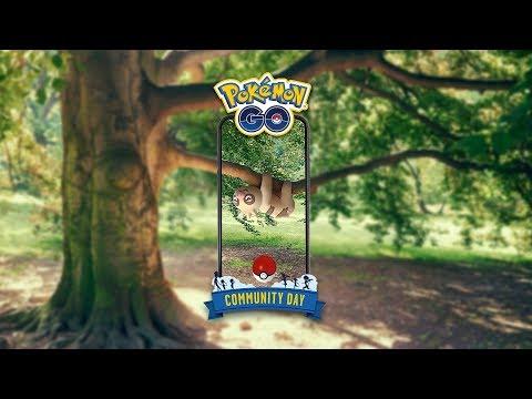 【Pokemon GO:精靈寶可夢GO】六月社群日主角 懶人獺!