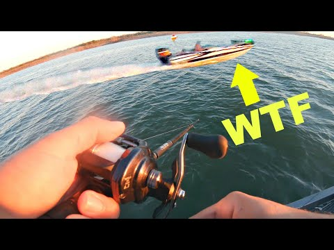 How NOT To Drive A Boat!!! (IDIOT)