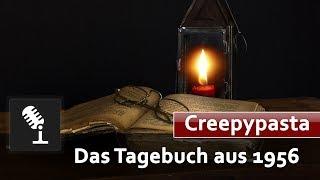 Cover images 🎧 Und ER existiert DOCH! 😲 - Das Tagebuch aus 1956 - #Creepypasta Deutsch/German