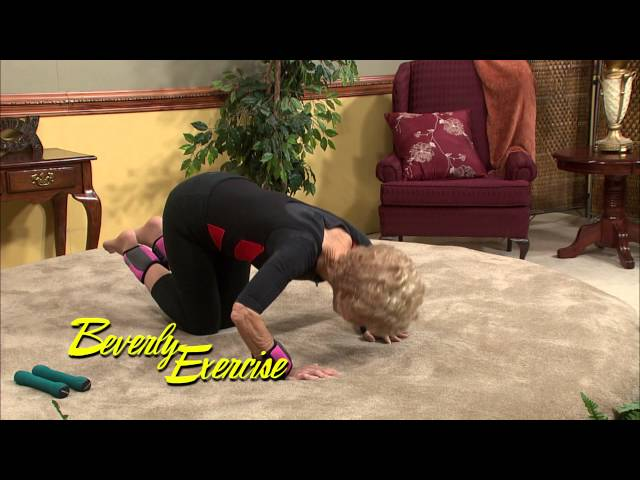 Beverly Exercise - Fix Those Wobbly/Wiggly Arms!