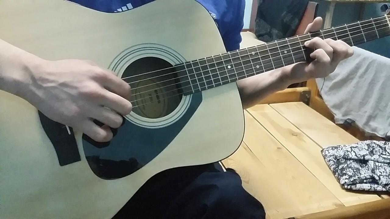 Учеба н гитаре северный ветер видео — 3