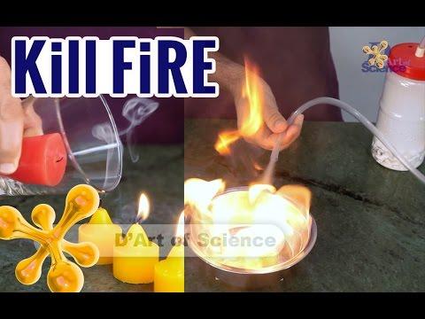 Make a Fire Extinguisher