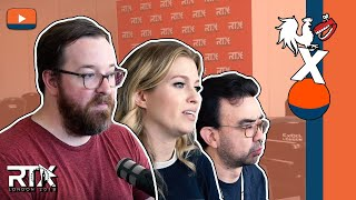 Rooster Teeth On Mental Health Rtx London Sanctus Lawrence sonntag is an actor and writer, known for funhaus (2015), the eleven little roosters (2017) and inside gaming animated (2014). rooster teeth on mental health rtx