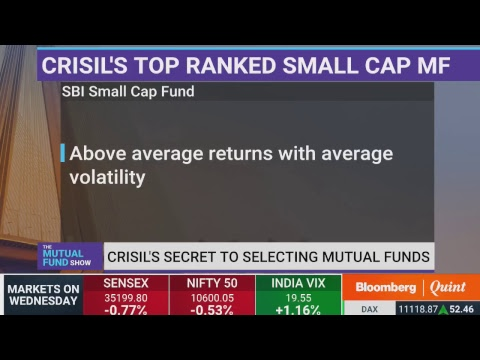 The Mutual Fund Show: Analysing CRISIL's Latest Mutual Fund Rankings #BQ