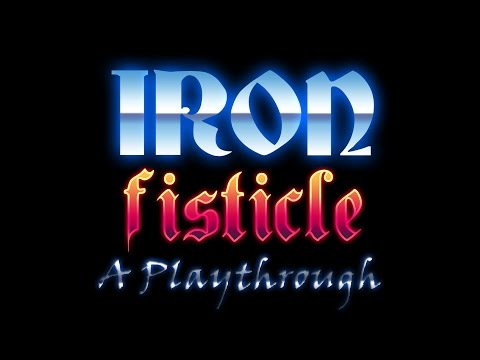 Iron Fisticle: Floor 3 Boss! |
