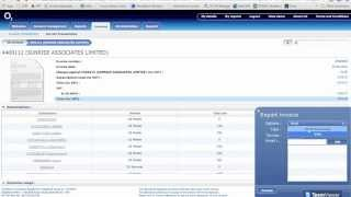 O2 Bill Manager - Invoice Overview & Download(Welcome to Sunrise Tutorial Video - O2 Bill Manager In this video, we will demonstrate how to download invoices & itemised usage from the O2 Business Portal., 2015-08-19T11:08:49.000Z)