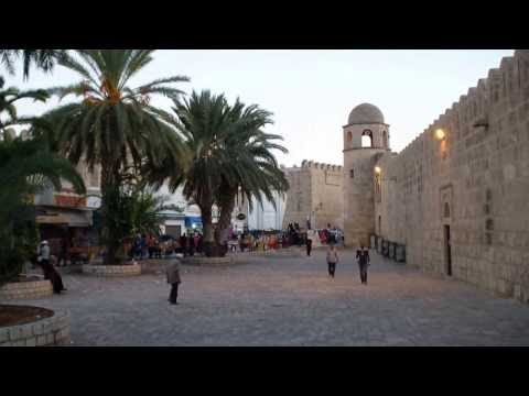 Tunisia. Sousse. Medina.October 2013. HD