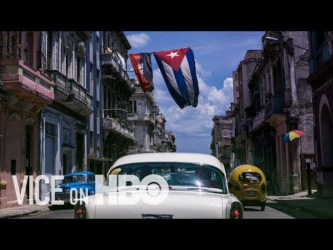 Palestine Now & Viva Cuba Libre (VICE on HBO: Season 4, Epis
