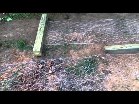 Fixing the Hole the Dogs Dug: Part 1