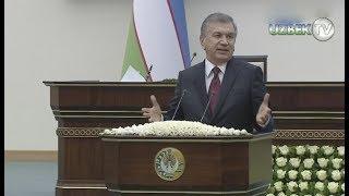 """Шавкат Мирзиёев: """"Орқага йўл йўқ! Олдимиздаги йўл мураккаб!"""" Президентнинг тўлиқ нутқи!"""