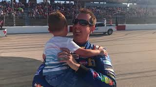 Nascar Race Day With Kyle Busch | Southern 500