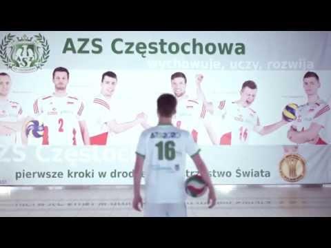 AZS TV: Historia AZS Częstochowa w niecałe 6 minut