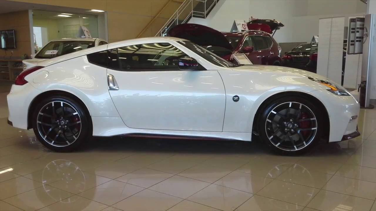 2017 nissan 370z nismo for sale youtube. Black Bedroom Furniture Sets. Home Design Ideas