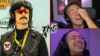Dr. Disrespect's Twitch Drama