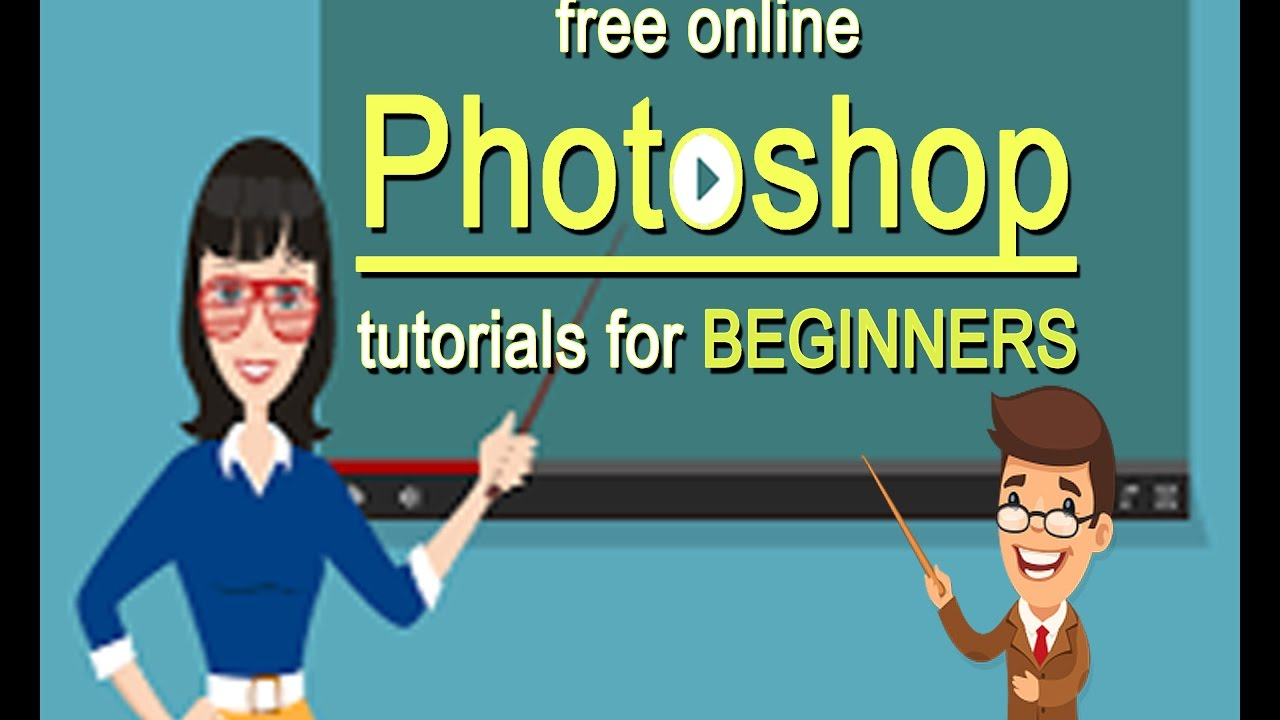 Free online photoshop tutorials for beginners youtube free online photoshop tutorials for beginners baditri Images