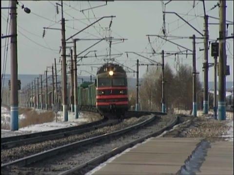 Из Красноярска пустили прямой поезд до Абакана
