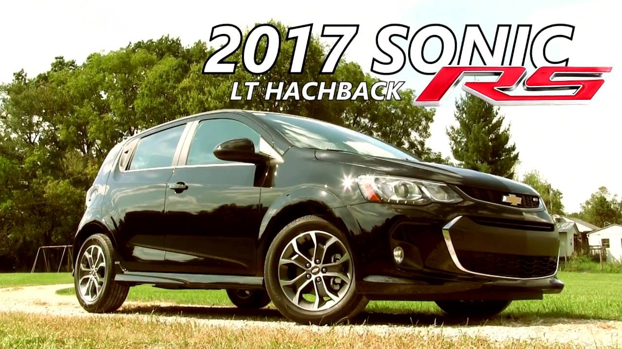 The Newly Redesigned 2017 Chevrolet Sonic Hatchback Rs Overview Dan Mins Chevy Buick You