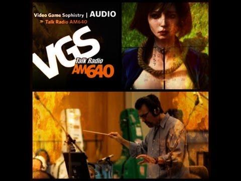 "VGS Radio Interview: Garry Schyman - Composer of Bioshock Infinite ""Music and Visuals Makes Magic!"""