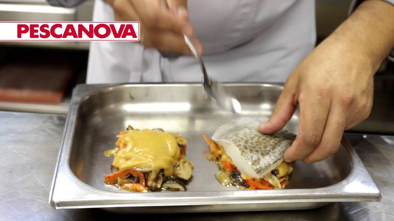 C mo cocinar bacalao al horno pescanova v deo receta for Como cocinar bacalao al horno