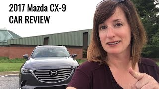 2017 Mazda CX-9 Review - All Things Fadra